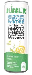 Citrusy Energy-Boosting Drinks