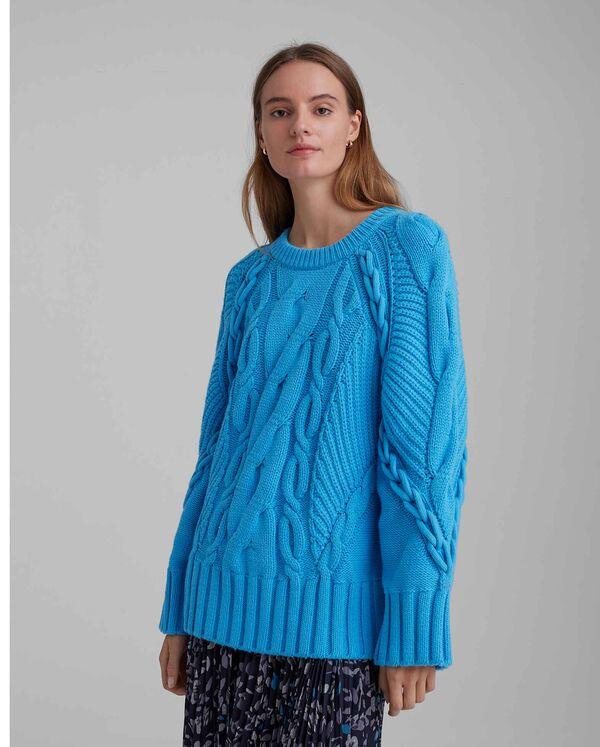 Vivid Oversized Knitwear