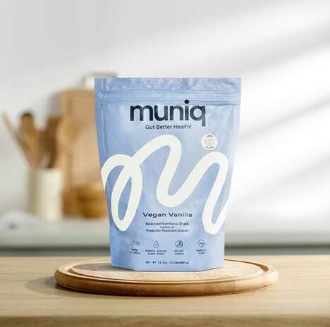 Vanilla Plant-Based Proteins