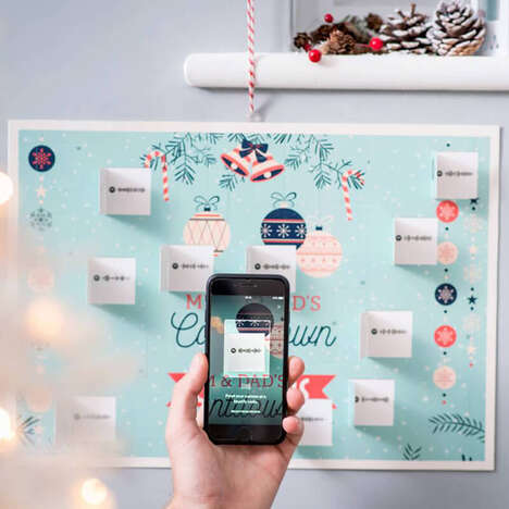 Personalized Music Advent Calendars
