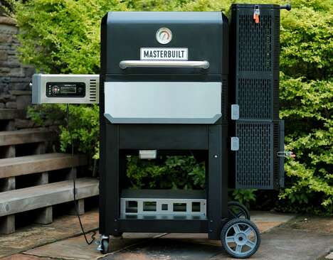 Three-in-One Outdoor Cookers