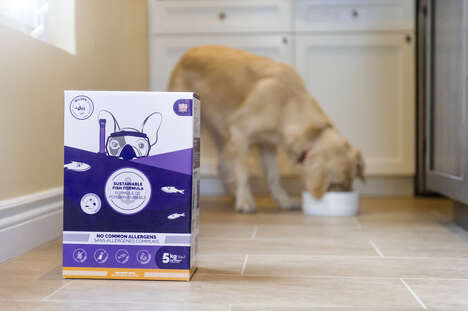 Fish-Based Dog Foods