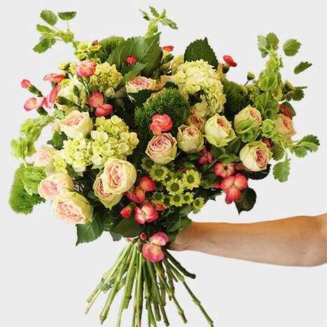 Farm-Fresh Flower Subscriptions