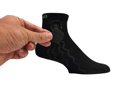 Fitness-Tracking Smart Socks