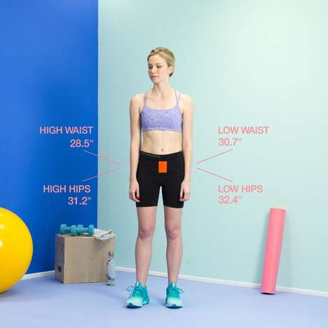 Shape-Measuring Smart Shorts