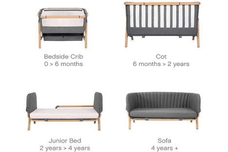 Transforming Child Furniture Designs