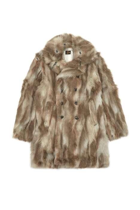 Boldly Patterned Seasonal Fashion