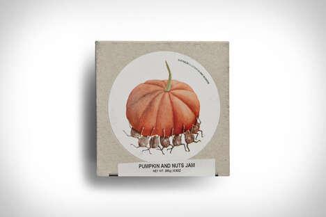Artisan Pumpkin-Infused Jams