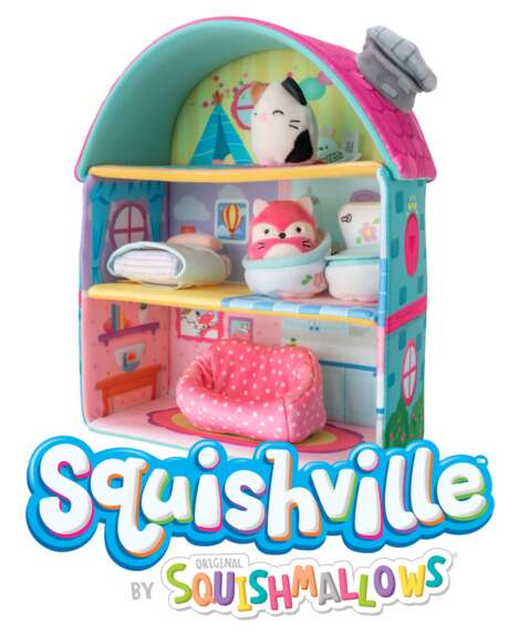 All-Plush Playsets