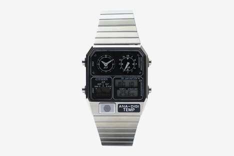 Artistic Handwritten Dial Watches
