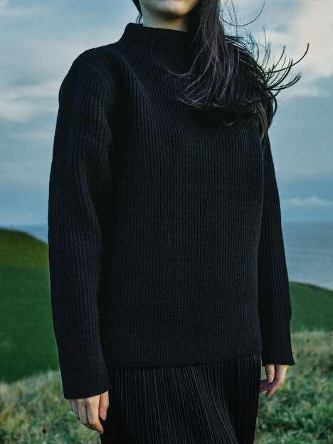 Biopolymer-Based Sweaters