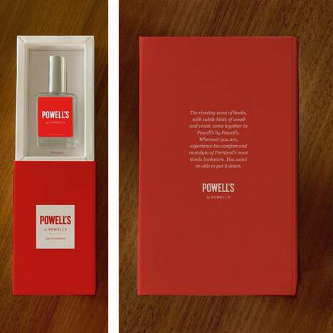 Book-Scented Perfumes