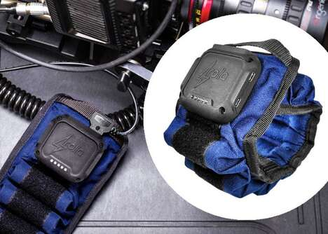 Rollable External Battery Packs