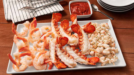 Seasonal Seafood Platters