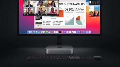 High-Performance Prosumer Desktop Computers