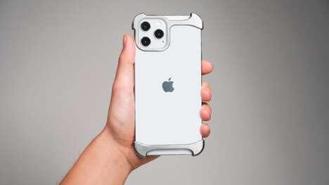 Open-Concept Smartphone Protectors