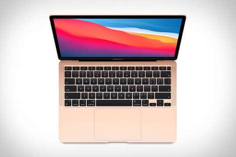 Blazing-Fast Ultra-Thin Laptops