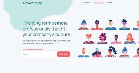 Long-Term Remote Work Platforms