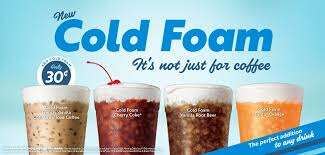 Velvety Cold Beverage Toppings