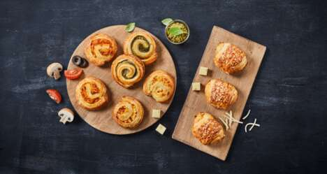 Flexitarian-Targeted Bakery Snacks