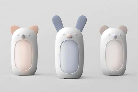 Customizable Character Oil Diffusers