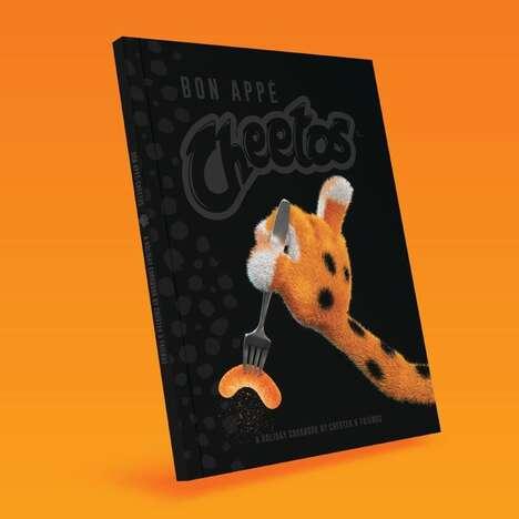 Snack Puff Recipe Books