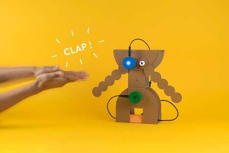 Imaginative DIY Robot Kits