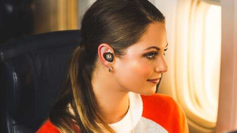 Transforming Three-in-One Earbuds