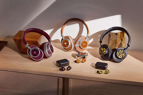 Collaboration Fashion Headphones