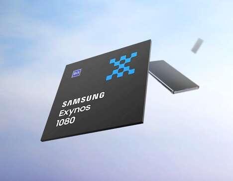 Lightning-Fast Mobile Processors