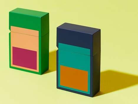 Pop Art-Inspired Lighters