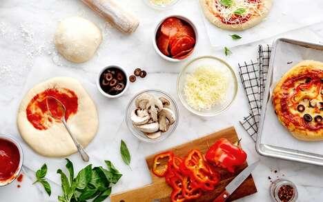 Family-Friendly Pizza Kits