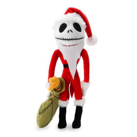 Festive Claymation Plush Toys