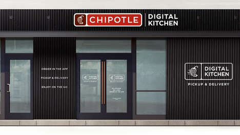 Digital QSR Mexican Eateries