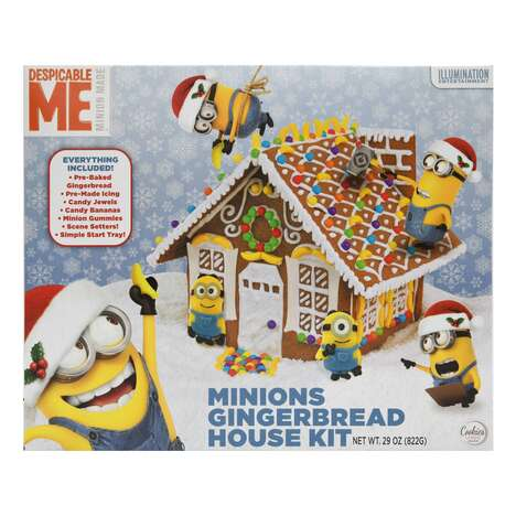 Gingerbread House Decorating Kits