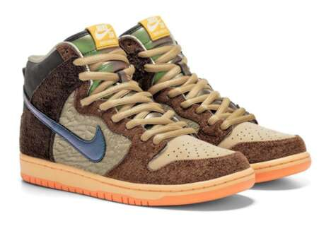 Thanksgiving-Inspired Sneaker Collaborations