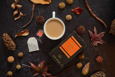 Maple-Flavored Black Teas