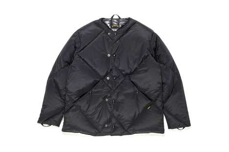 Padded Goose-Down Jackets