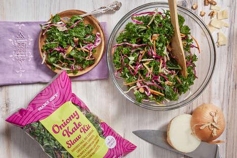 Onion-Based Salad Kits