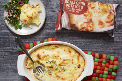 Frozen Four-Cheese Potatoes