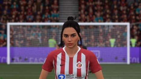 Celebrity Soccer Game Avatars