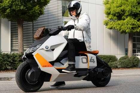 Emissions-Free Metropolitan Motorcycles