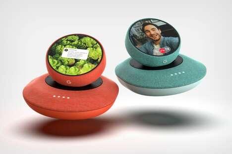 Smart Display Home Phones