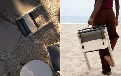 Cross-Cultural Folding Chairs