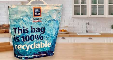 Eco Frozen Shopping Bags