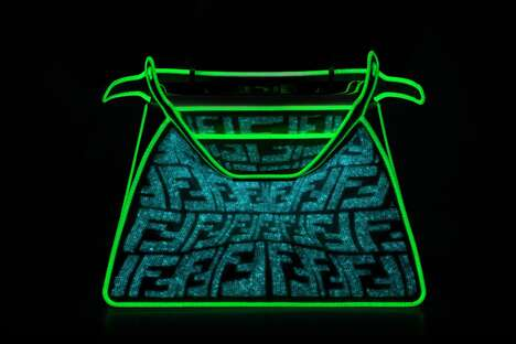 Glow-in-the-Dark Purses