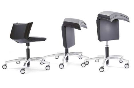 Multi-Position Workstation Furniture
