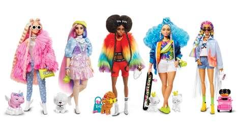Fashion Expression Dolls