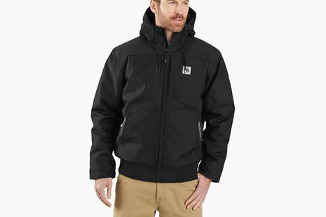 Weatherproof Worker Jackets