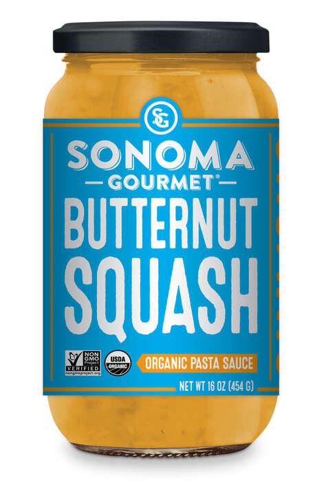Butternut Squash Pasta Sauces